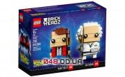 LEGO Brick Headz Марти Макфлай и Доктор Браун (41611)