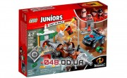 LEGO Juniors Ограбление банка Подрывашкином (10760)