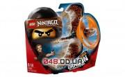 LEGO NINJAGO Коул — Мастер Дракона (70645)