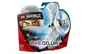 LEGO NINJAGO Зейн — Мастер Дракона (70648)