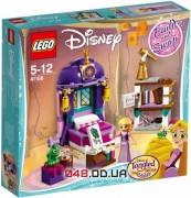 LEGO Disney Princess Спальня Рапунцель в замке (41156)