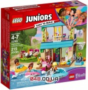 LEGO Juniors Домик Стефани у озера (10763)