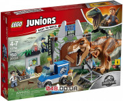 LEGO Juniors Побег тираннозавра (10758)