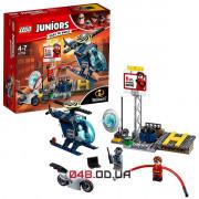 LEGO Juniors Погоня на крышах с Эластикой (10759)
