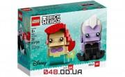 LEGO Brick Headz Ариэль и Урсула (41623)