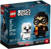 LEGO Brick Headz Гарри Поттер и Букля (41615)
