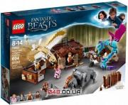 LEGO Fantastic beasts Чемодан Ньюта с волшебными существами (75952)