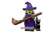 LEGO Minifigures Ведьма с кошкой (71010-4)