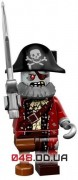 LEGO Minifigures Зомби - пират (71010-2)