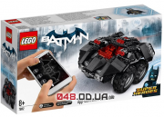LEGO Super Heroes Бэтмобиль с дистанционным управлением (76112)