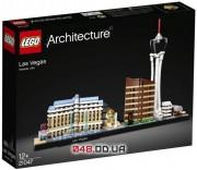 Lego  Architecture Лас-Вегас (21047)