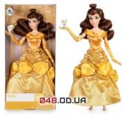 Кукла классическая Дисней Бель с чашечкой Чип, 30 см (выпуск 2017г.)