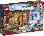 LEGO City Новогодний календарь на 2020 год (60235)