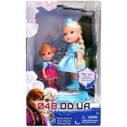 Игровой набор Jakks Pasific куклы малышки Анна и Эльза на коньках
