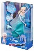 Кукла Mattel принцесса Диснея Эльза на коньках, 27 см