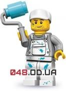 LEGO Minifigures Декоратор (71001_15)