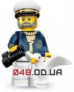LEGO Minifigures Морской капитан (71001_10)