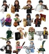 LEGO Minifigures Полная коллекция минифигурок серии Гарри Поттер из 16 шт (71022)