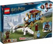 LEGO Harry Potter  Карета школы Шармбатон: приезд в Хогвартс (75958)