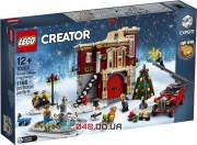 Lego Creator  Пожарная часть в зимней деревне (10263)