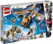 Lego Super Heroes Мстители: Спасение Халка на вертолёте (76144)