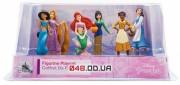 Игровой набор Дисней фигурок принцессы Диснея, 6 шт