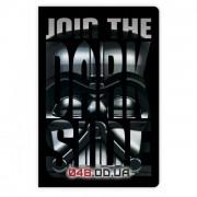 Книга для записей Star Wars Darth Vader (96 листов, линейка)