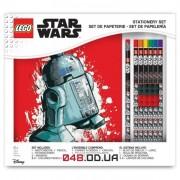 Канцелярский набор для рисования Star Wars, 11 предметов (LK52232)