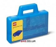 Пластиковый кейс для хранения SORTING TO GO, синий