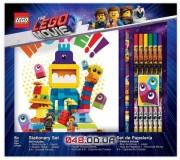 Канцелярский набор для рисования LEGO Movie 2 «Duplo», 10 предметов