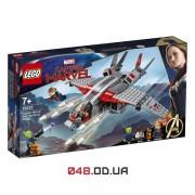 LEGO Super Heroes Капитан Марвел и нападение скруллов (76127)