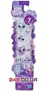 Набор фигурок Littlest pet shop 7 цветочных петов