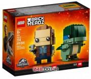 LEGO Brick Headz Гарри Оуен и Блу (41614)