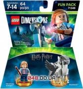 LEGO Dimensions  Fun Pack: Гермиона Грейнджер  (71348)