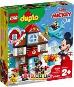 LEGO Duplo Летний домик Микки (10889)