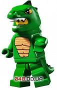 LEGO Minifigures Человек-ящерица (8805_6)