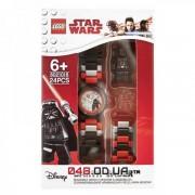 Часы наручные LEGO Darth Vader с минифигуркой (8021018)