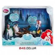 Игровой набор для воды Дисней русалочка Ариель и принц Эрик на лодке