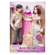 Набор кукол Дисней принцесса Рапунцель и Флин Райдер в свадебных нарядах