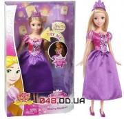 Кукла поющая Mattel принцесса Рапунцель