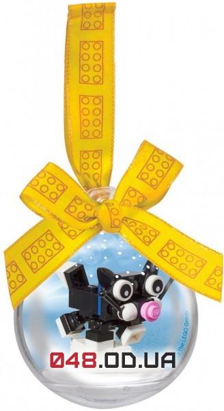 LEGO Seasonal Шар на елку «Кошечка» (850950)