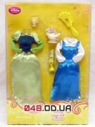 Игровой набор Дисней Гардероб Бель с платьями и аксессуарами (2013 год)