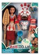 Поющая кукла Дисней Моана с одеждой + персонажи и аксессуары