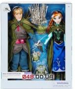 Игровой набор Дисней куклы принцесса Анна, Кристоф и тролли
