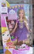 Игровой набор Mattel принцесса Рапунцель идет на королевский бал + аксессуары