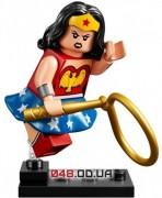 LEGO Minifigures DC Super Heroes Series Чудо-женщина (71026_2)