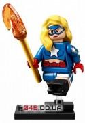 LEGO Minifigures DC Super Heroes Series Старгёрл (71026_4)