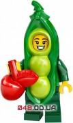 LEGO Minifigures Девочка в костюме стручка гороха (71027_3)