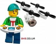 LEGO Minifigures Мальчик с дроном (71027_16)
