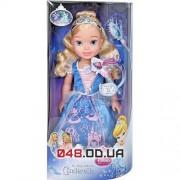 Большая кукла Золушка музыкальная, светится, с палочкой, 60 см
